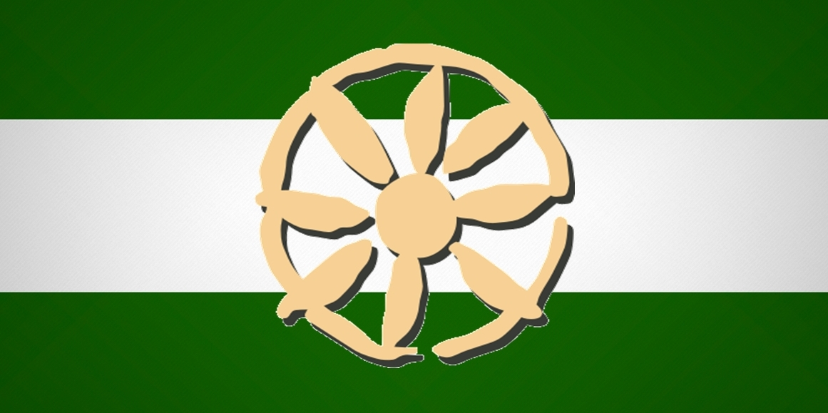 Bandera Andalucía TW