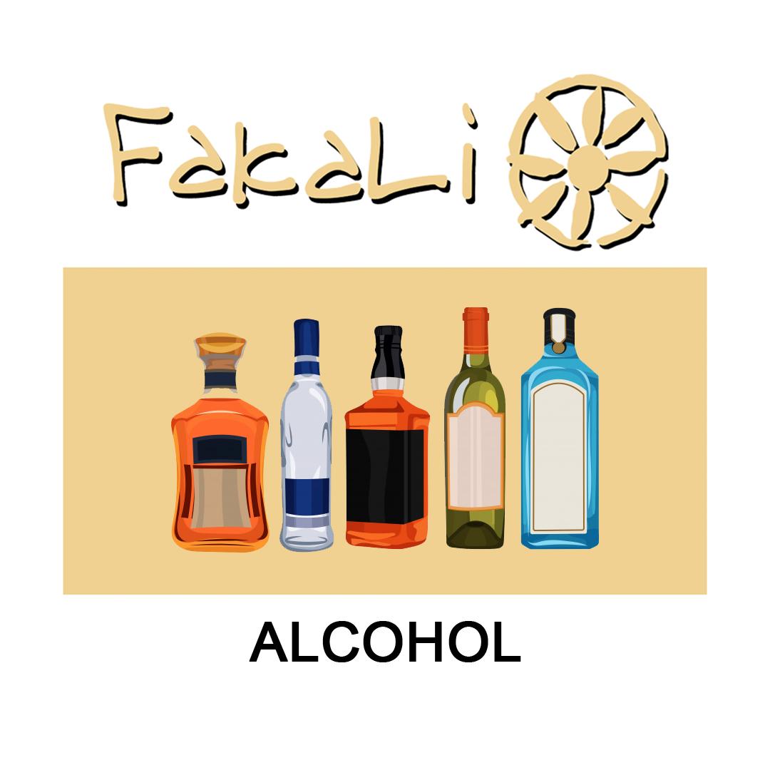 INFORMACIÓN SOBRE ALCOHOL